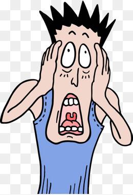 漫画人物惊恐的表情_惊恐表情卡通_惊恐卡通_卡通夸张的惊恐表情_惊恐表情 - www.popoapk.com