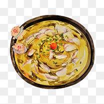 手绘老坛酸菜鱼