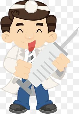 卡通针管医疗图标图片