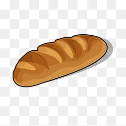 毛毛虫面包卡通图图片