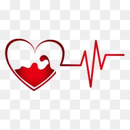 卡通慈善爱心献血万人之手素材图片免费下载_高清png图片