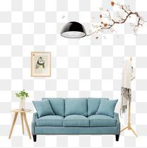 创意家装家具摆设素材