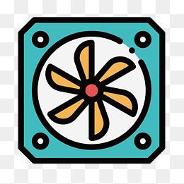 工业排气扇图片_【扁平风扇素材】免费下载_扁平风扇图片大全_千库网png