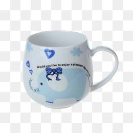 创意个性小猪马克杯素材图片免费下载_高清png_千库网图片