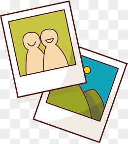 矢量图卡通人物景色相片图片