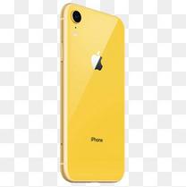 黄色iPhoneXR苹果新品手机