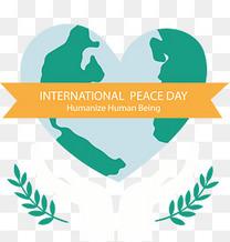 关爱地球世界和平日