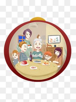 【新年吃饭素材】免费下载_新年吃饭图片大全