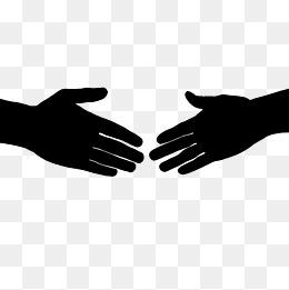 握手素材图片