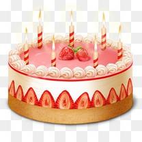 精美生日蛋糕