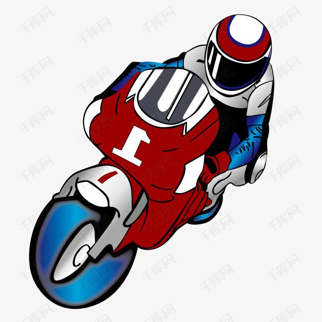 摩托车手图片卡通_卡通图片头像图片