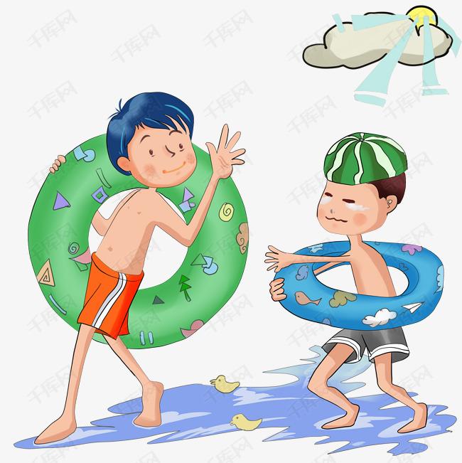 泳衣图片卡通_泳衣卡通简笔画