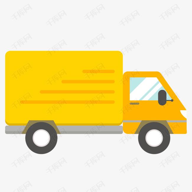 货车卡通图片大全大图_卡通大货车图片图片