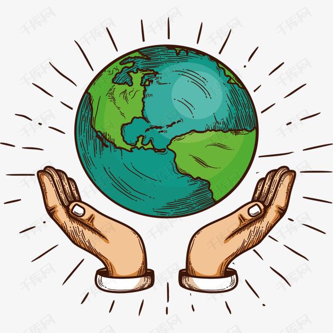 双手托起美丽地球素材图片免费下载 高清psd 千库网 图片编号11236478