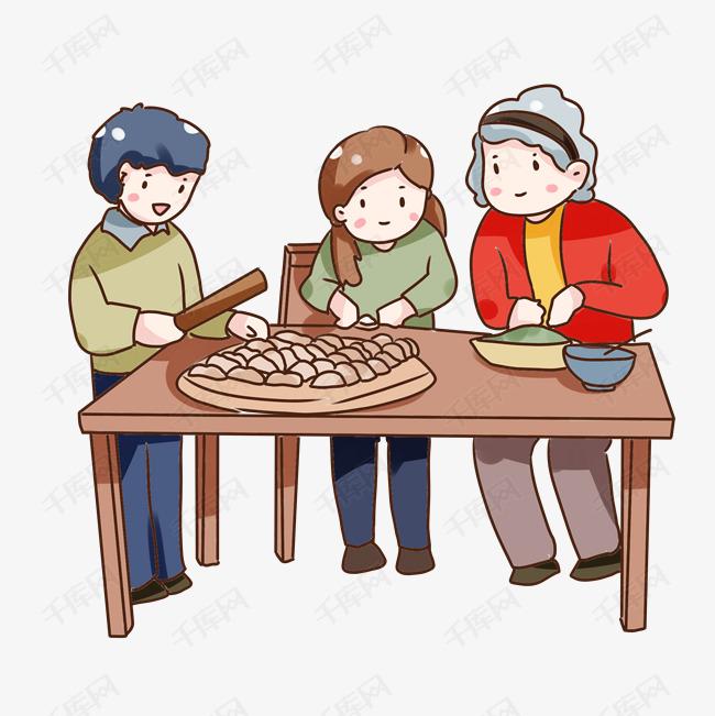 可爱卡通饺子图片大全 卡通包子图片大全可爱图片