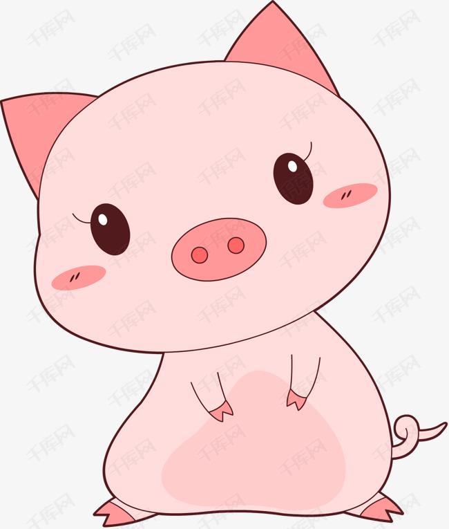 q版呆萌可爱小动物