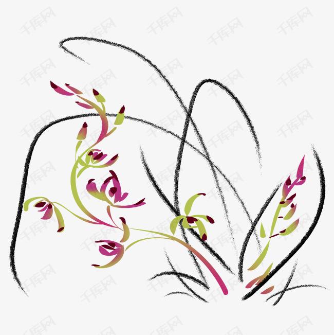 手绘唯美水彩小物的素材免抠卡通手绘女唯美写真唯美海鲜随风飘扬的小花唯美植物设计唯美水彩小物唯美小花彩色的花手绘芦苇芦苇丛芦苇