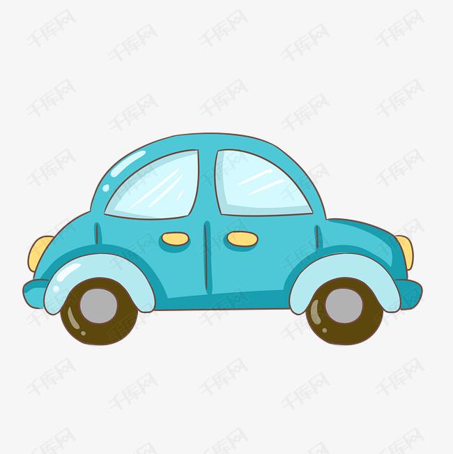 卡通汽车图片侧面_公交汽车卡通图片