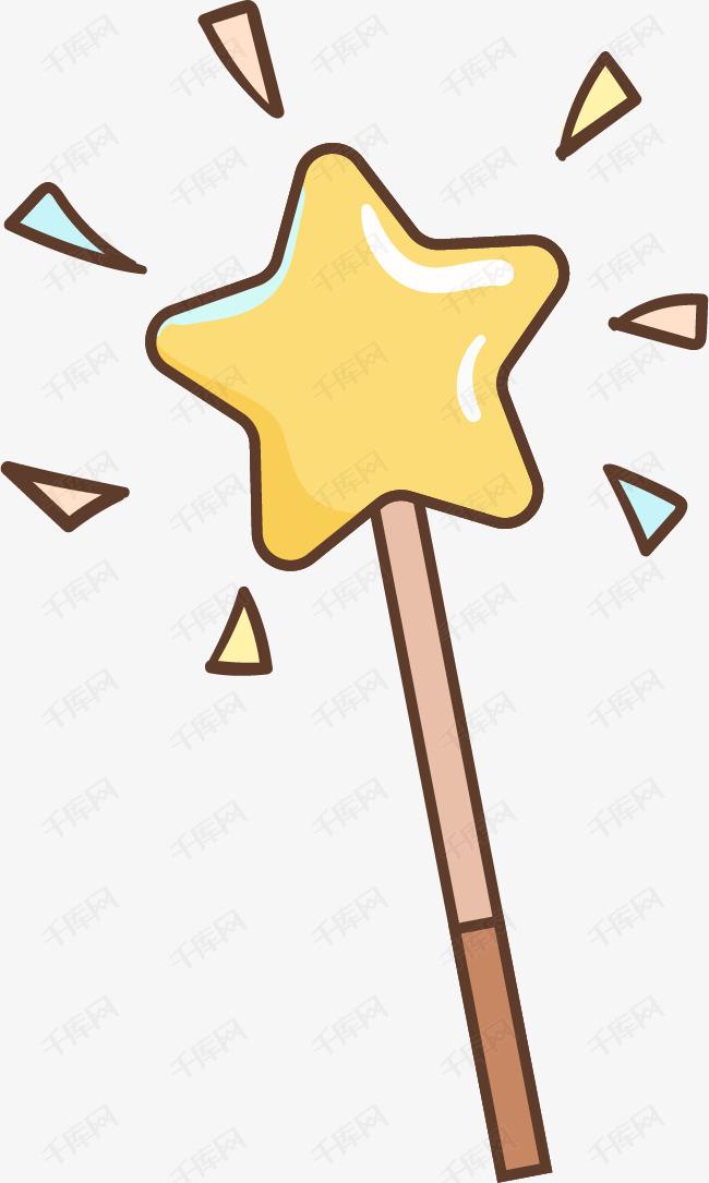 五角星下载蝴蝶棒元素装饰小班舞会星星教案图片
