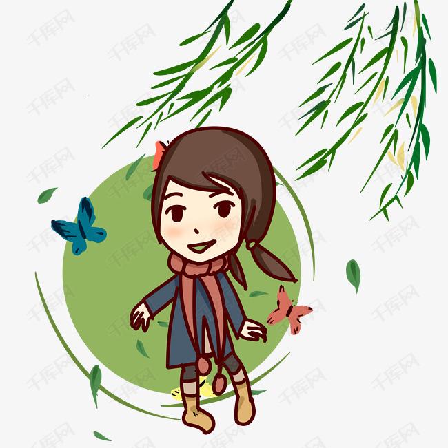 手绘室内家具  春天淘宝素材  童话故事插画  中国传统节日