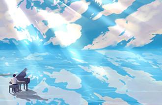 通用·蓝天白云
