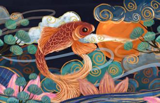 国潮·锦鲤