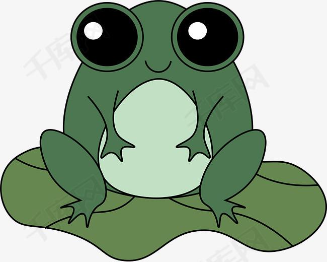 长大后的蝌蚪是青蛙图片