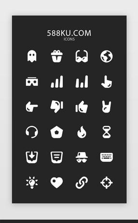 模板ui设计图-电路ui控制键盘交通信号灯设计键盘的设计图图片