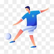 踢足球的世界杯赛事
