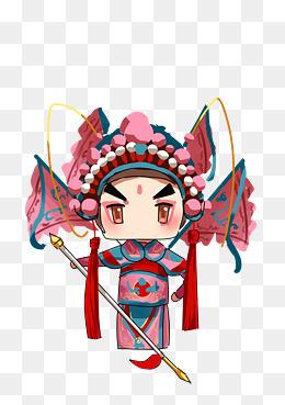 手绘韩版动漫人物