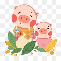 猪妈妈_【猪妈妈素材】_猪妈妈图片大全_猪妈妈素材免费下载_千库网png