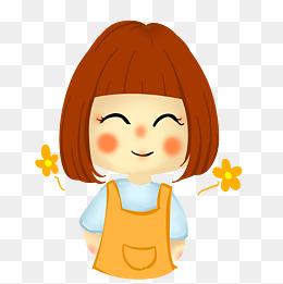 【开心大全图片】免费下载_开心素材插画表情包美陈插画图片