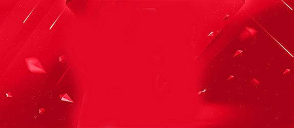 红色扁平背景