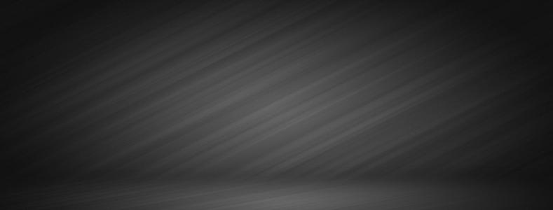黑色质感条纹背景banner