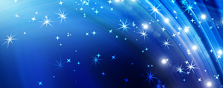 背景 炫彩 动感 紫色 五角星 星星 泡泡 气泡 梦幻 曲线 线条 星光 圆点 蓝色 绿色