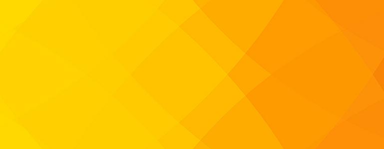 黄色几何炫彩背景
