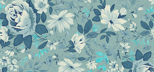花朵花纹背景