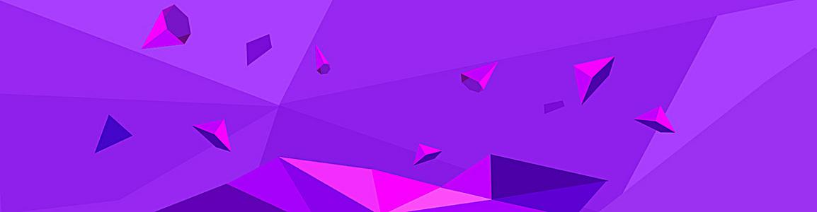 紫色扁平图案