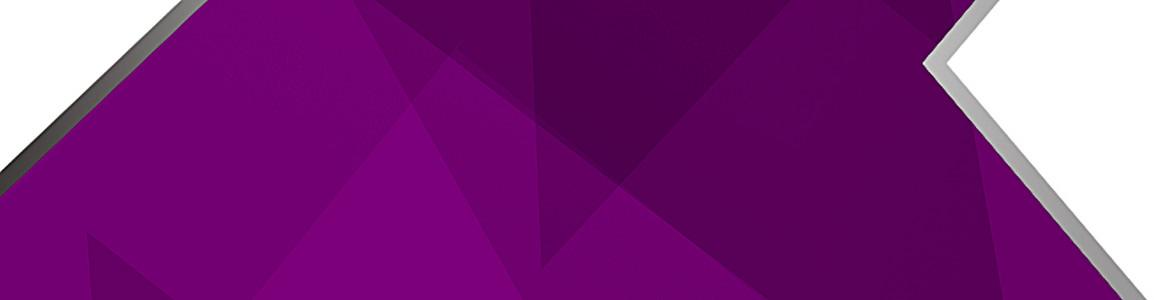 紫色几何图案