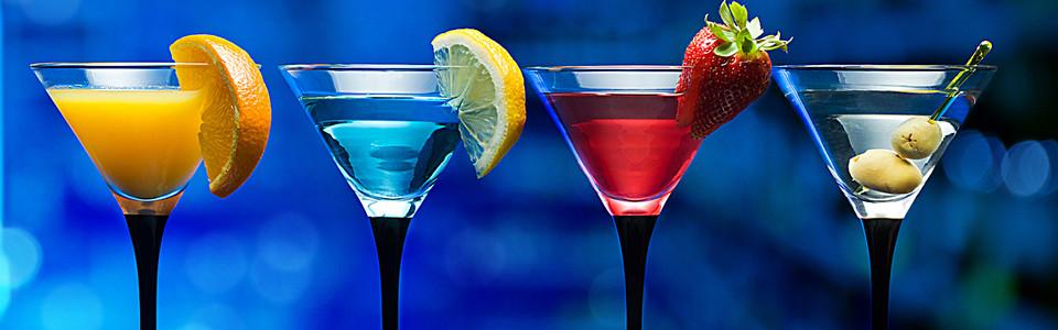 美味的鸡尾酒饮料高清图片