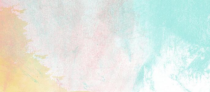 彩色水墨背景
