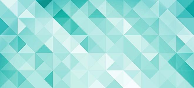 浅色几何方块背景