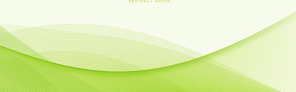 绿色线条背景