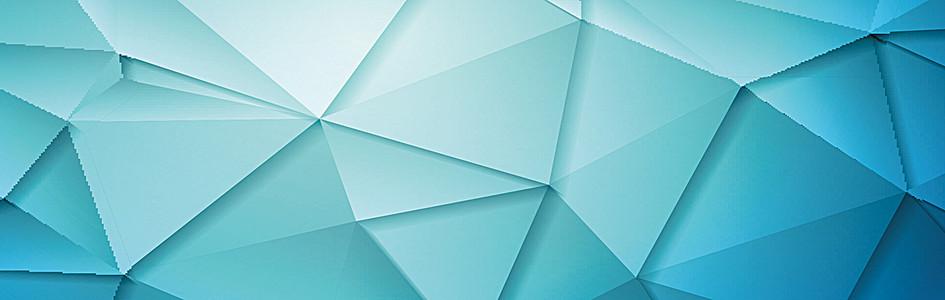 绿色折纸图案