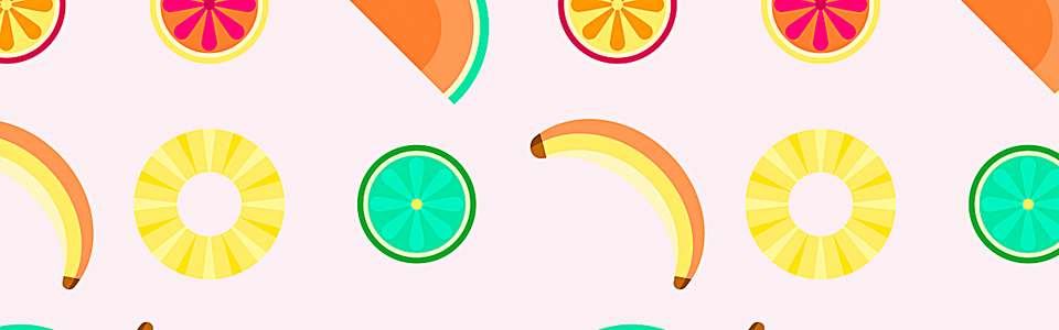 香蕉水果背景