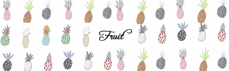 水果手绘 背景