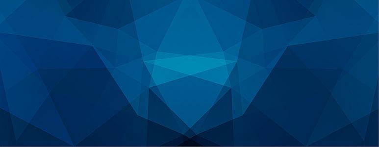 不规则几何图形背景