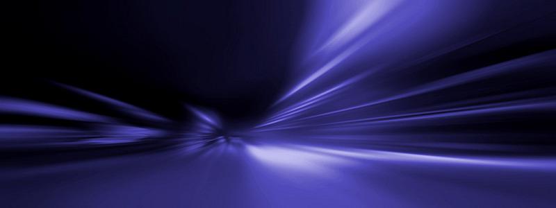 蓝色放射背景