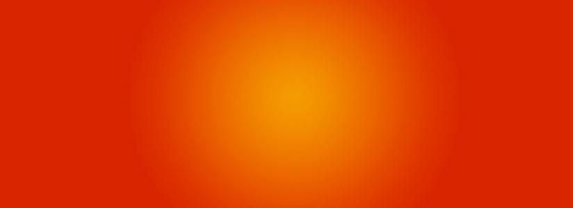 橘红色喜庆背景