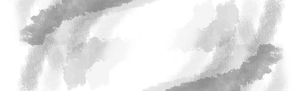 灰色水墨古典毛笔墨迹中国风背景